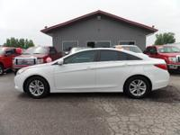 Refined and elegant our 2011 Hyundai Sonata GLS greets