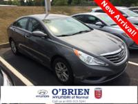 2011 Hyundai Sonata GLS FWD 6-Speed Automatic with
