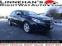 You're looking at a 2011 Hyundai Sonata GLS sedan. This