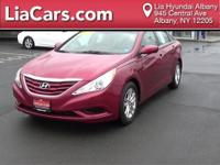 2011 Hyundai Sonata GLS and !!!ONE OWNER-CLEAN CAR