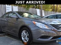 This Sonata features: Bluetooth, Power Driver Seat w/