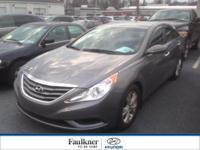 Hard To Find, Manual Transmission Sonata w/Low Miles &
