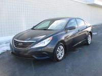 You are looking at a Blue,  2011 Hyundai Sonata. This