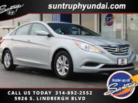 Recent Arrival! Certified. Cloth. Silver 2011 Hyundai