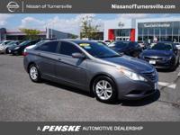 2011 Hyundai Sonata GLSSERVICE RECORDS AVAILABLE,