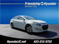 Hybrid!!! CARFAX One-Owner. FWD 6-Speed Automatic 2.4L