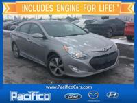 Perfect Color Combination! Pacifico Hyundai means