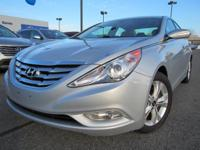 2011 Hyundai Sonata Limited with less than 70,000