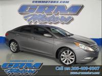 This clean 2011 Hyundai Sonota Limited has an
