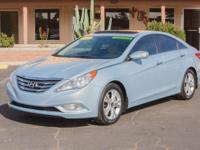 Options:  2011 Hyundai Sonata 4D Sedan