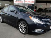 2011 Hyundai Sonata SE 2.0T! WE FINANCE -Navigation!