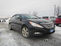The 2011 Hyundai Sonata is a midsize family sedan