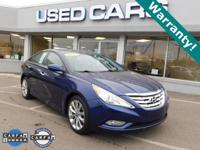 2011 Hyundai Sonata Limited! ** ACCIDENT FREE CARFAX