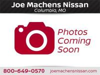 Switch to Joe Machens Nissan! Ready to roll! 2011