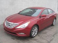 This outstanding example of a 2011 Hyundai Sonata SE is