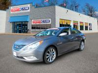 This 2011 Hyundai offered at Certicare  Huntington.