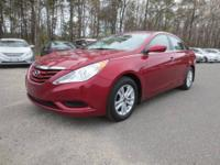 2011 Hyundai Sonata Sedan GLS Our Location is: