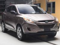 Chai Bronze Tucson GL FWD, 1-Owner, with ABS brakes,