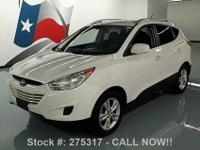 2011 Hyundai Tucson 2.4L I4 Engine,Automatic