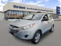 This 2011 Hyundai Tucson GL is Well Equipped with Brake