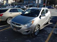 This 2011 Hyundai Tucson GLS is offered to you for sale