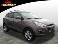 THIS TUCSON IS CERTIFIED! NEW TIRES, NEW BRAKES, AND