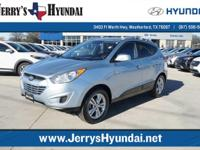This outstanding example of a 2011 Hyundai Tucson GLS