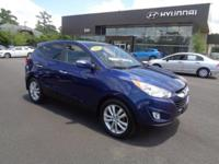 Check out this 2011 Hyundai Tucson Limited. Its