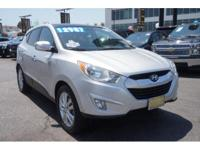 Options:  2011 Hyundai Tucson Limited|Awd Limited 4Dr
