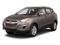 2011 Hyundai Tucson Limited 2.4L 4-Cylinder MPI DOHC