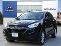 2011 Hyundai Tucson GLS Ash Black CARFAX One-Owner.