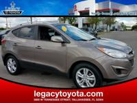 Clean CARFAX. FULLY SAFETY INSPECTED, Tucson GLS, 4D
