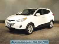 This CERTIFIED preowned 2011 HYUNDAI TUCSON comes