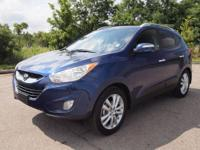 2011 Hyundai Tucson SUV Limited Our Location is:
