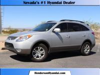 3RD ROW SEAT, AWD. AWD 6-Speed Automatic with