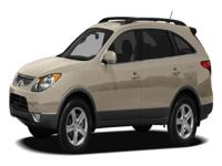 Options:  2011 Hyundai Veracruz Gls|Miles: 73284Color:
