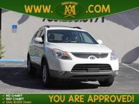 Options:  2011 Hyundai Veracruz: Hyundai Targeted The