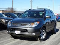 **LOCAL TRADE**. AWD, Black w/Leather Seating Surfaces,