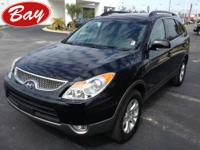 This 2011 Hyundai Veracruz GLS is offered to you for