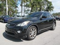 LOW MILES CERTIFIED  LUXURY VECHILE INFINITI of Stuart