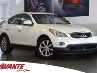 Options:  2011 Infiniti Ex35 Journey 4D Sport