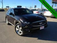 AWD, **CLEAN CARFAX**, **ONE OWNER**, and Infiniti Hard