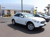Options:  2011 Infiniti Fx35 Base|White|11