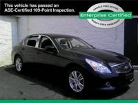 2011 Infiniti G25 Sedan 4dr x AWD. Our Location is: