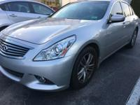 GREAT VALUE IN THIS G24 INFINITI, VERY WELL MAINTAINED,