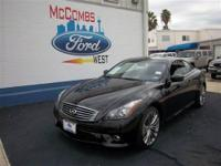 2011 INFINITI G37 CONVERTIBLE 2DR SPORT SPORT 6MT Our