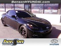2D Convertible, Black Obsidian, ABS brakes, Electronic