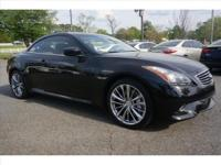 2011 G37 Convertible Sport, Electronic Stability