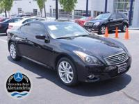 This 2011 G37x ALL WHEEL DRIVE coupe is CLEAN! This car