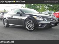 2011 Infiniti G37 Coupe Our Location is: AutoNation